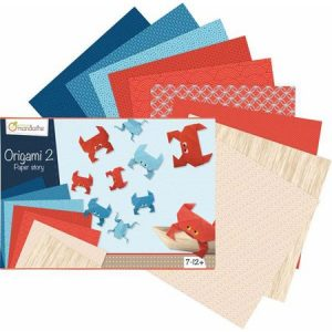idee cadou set origami