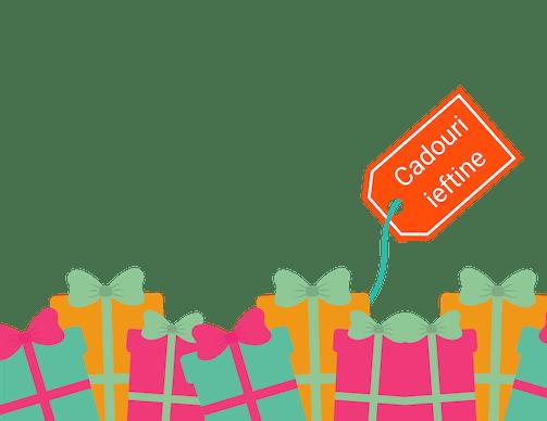 Idei de cadouri ieftine