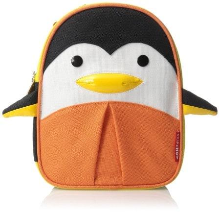 geanta copii termoizolanta pinguin