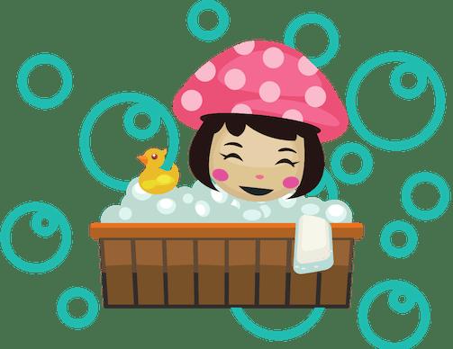 idei de cadouri pentru baie