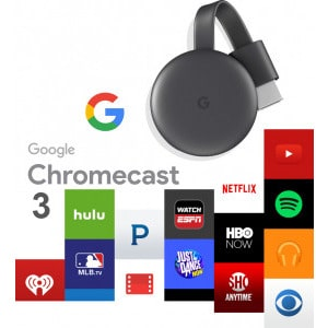 mediaplayer google chromecast