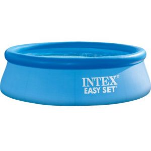 cadou piscina intex easy set up