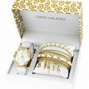 set ceas bratara Gino Milano dama