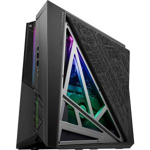 sistem pc gaming asus rog huracan