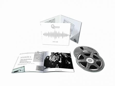 cadou profesoare CD Queen on Air
