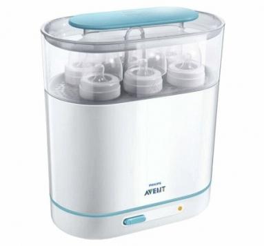 Sterilizator electric cu aburi 3in1 Philips Avent