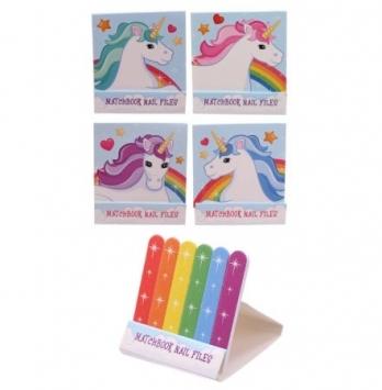 pila unghii unicorn