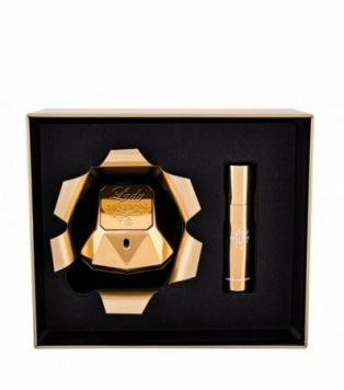 set cadou paco rabanne lady million