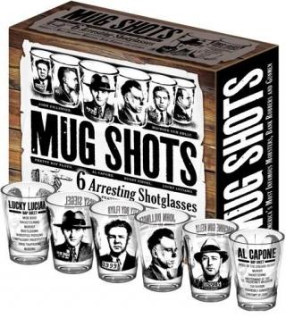 set cadou pahare shots
