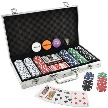 set poker deluxe master