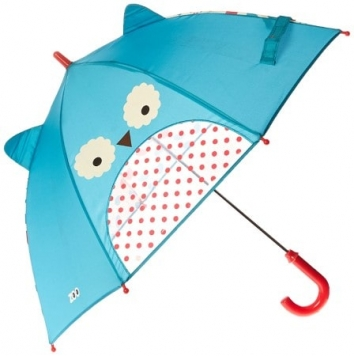 umbrela copii bufnita